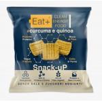 Snack up Wonder con curcuma e semi di quinoa