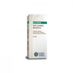 LAMIO BIANCO SYS 50 ml. ECOSOL