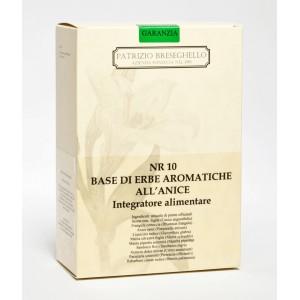 NR 10 Base di erbe aromatiche all'anice
